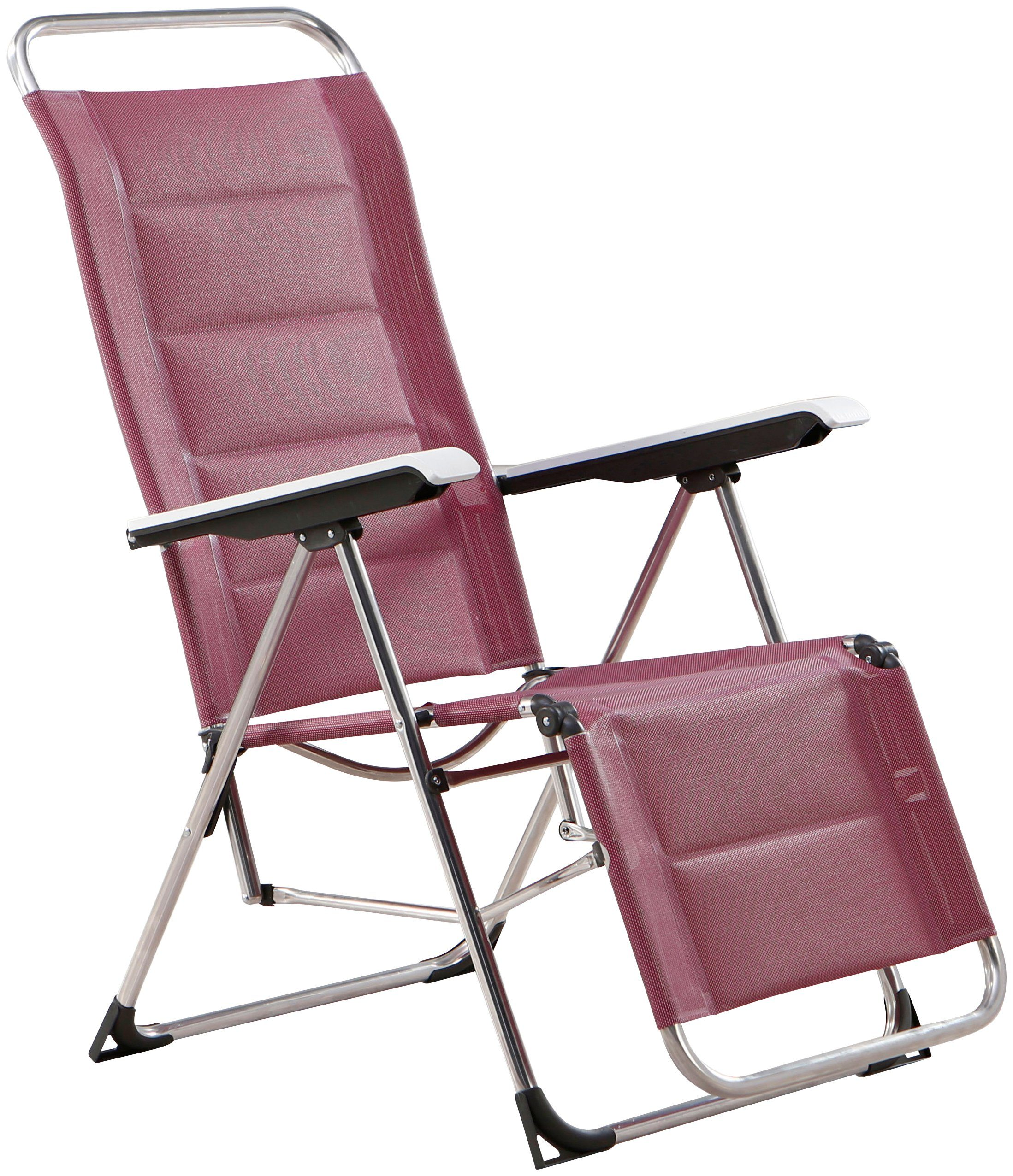 BEST Relaxsessel »Young Collection«, Aluminium, verstellbar