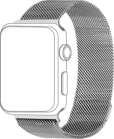 Topp Ersatz-/Wechselarmband »Mesh für Apple Watch (38/40 mm)«