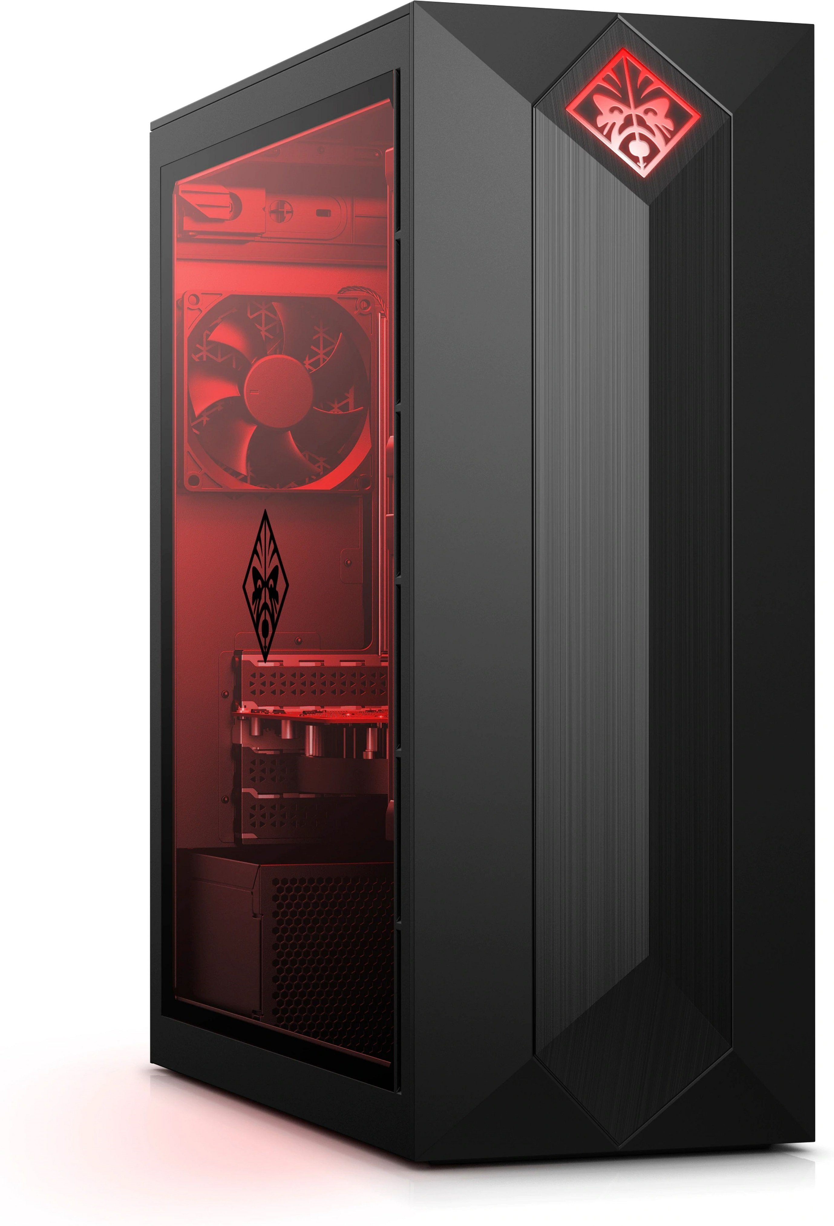 OMEN by HP Obelisk Desktop 875-0029ng »AMD Ryzen 7, 256 GB + 1 TB, 16 GB«
