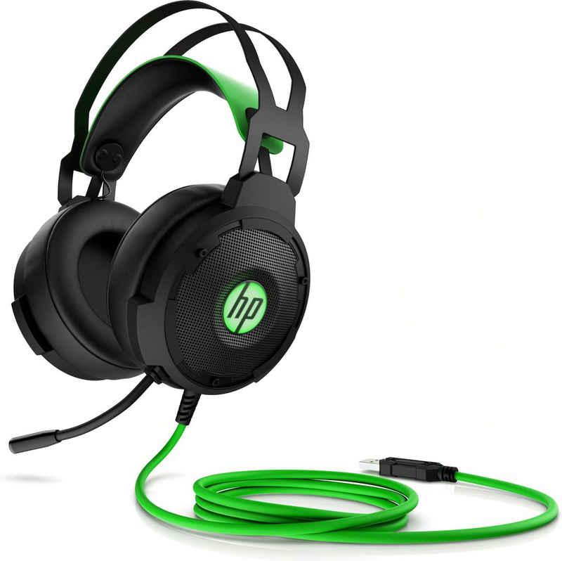 HP »Surround-Sound. Exzellenter Klang.« Gaming-Headset (Pavilion Gaming Headset 600)