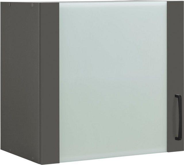 Küchenschränke - wiho Küchen Glashängeschrank »Esbo« Front mit Glaseinsatz  - Onlineshop OTTO