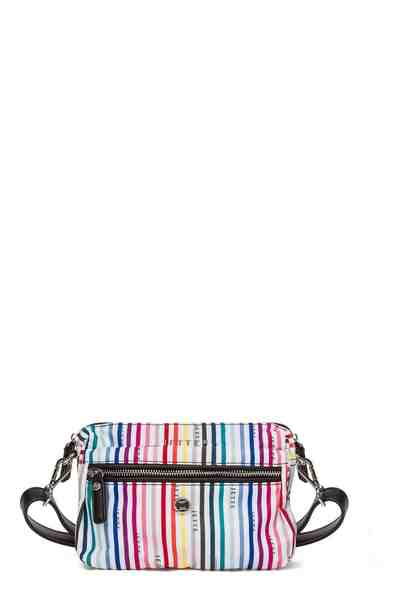 JETTE Umhängetasche »Nylon All Around«, auch als Gürteltasche tragbar