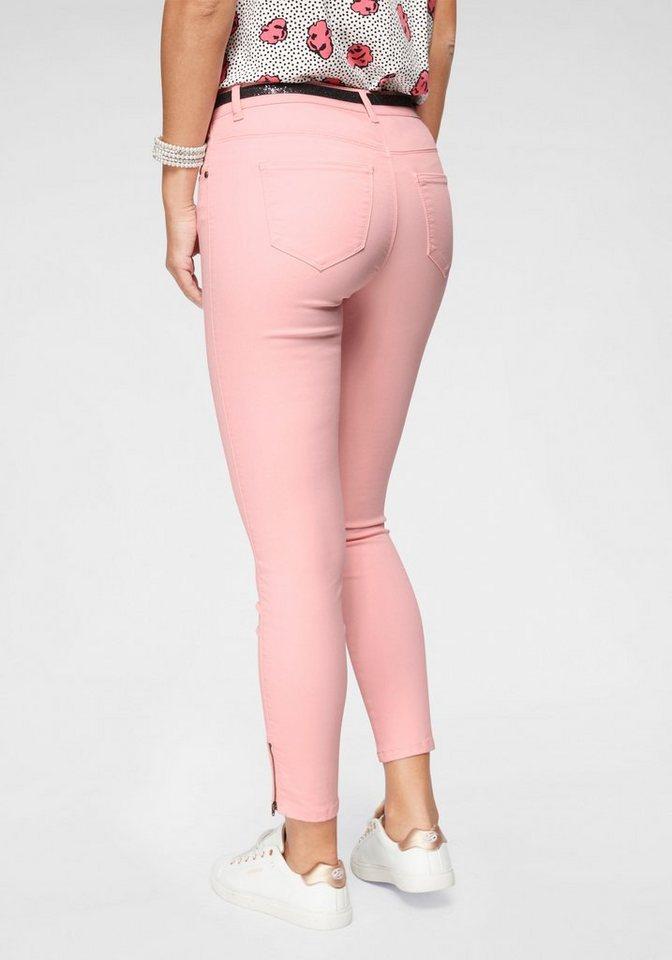 5aaf72b4d882 soyaconcept 7/8-Jeans »Shadi Power« mit Reissverschluß am Saum online  kaufen | OTTO