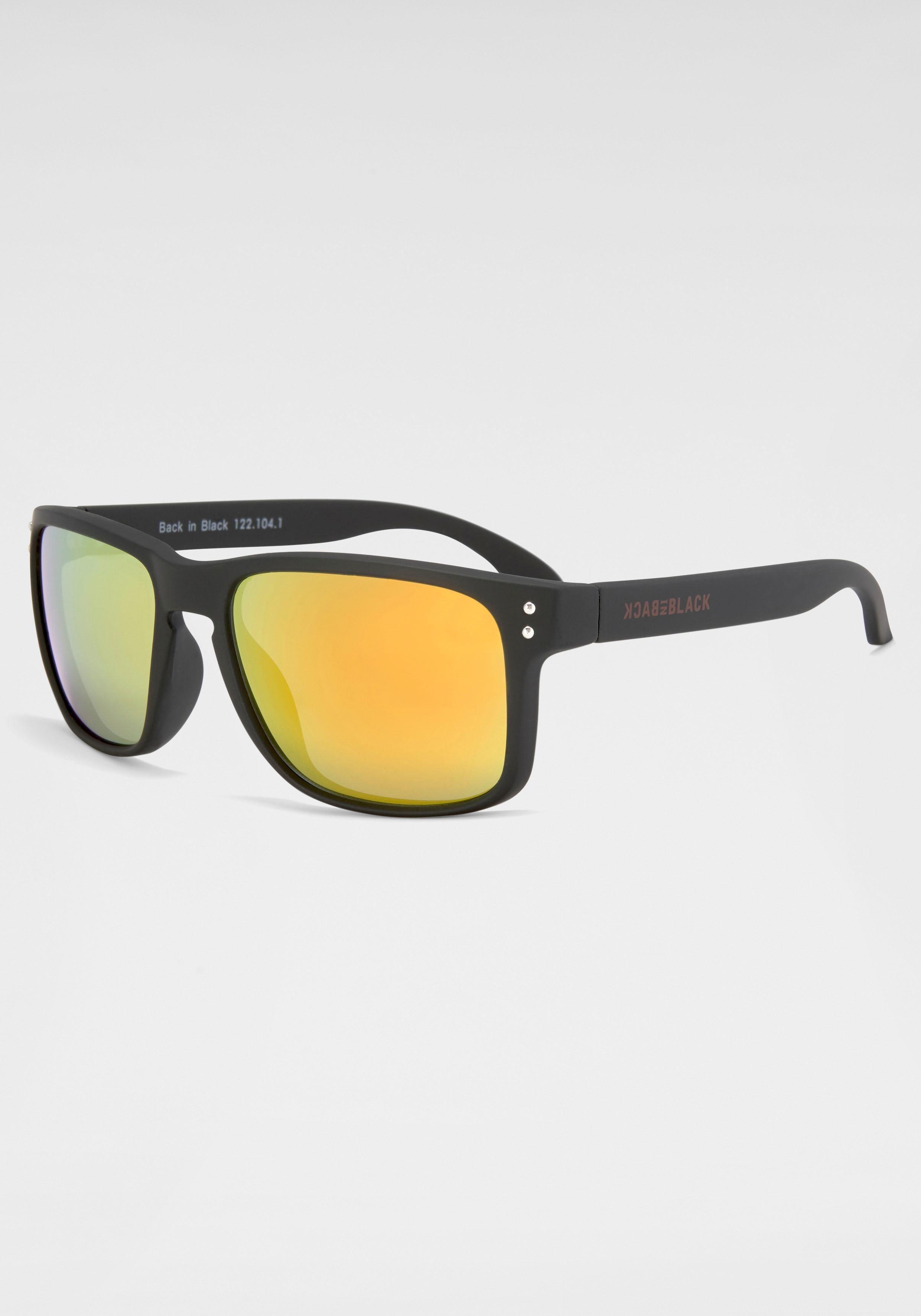 BACK IN BLACK Eyewear Sonnenbrille mit verspiegelten Gläsern online kaufen | OTTO