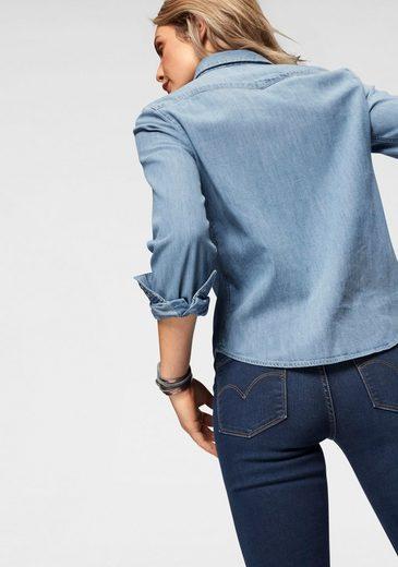»modern Klassische Jeansbluse Hemdenform Western« Levi's® Z0x5qYwY