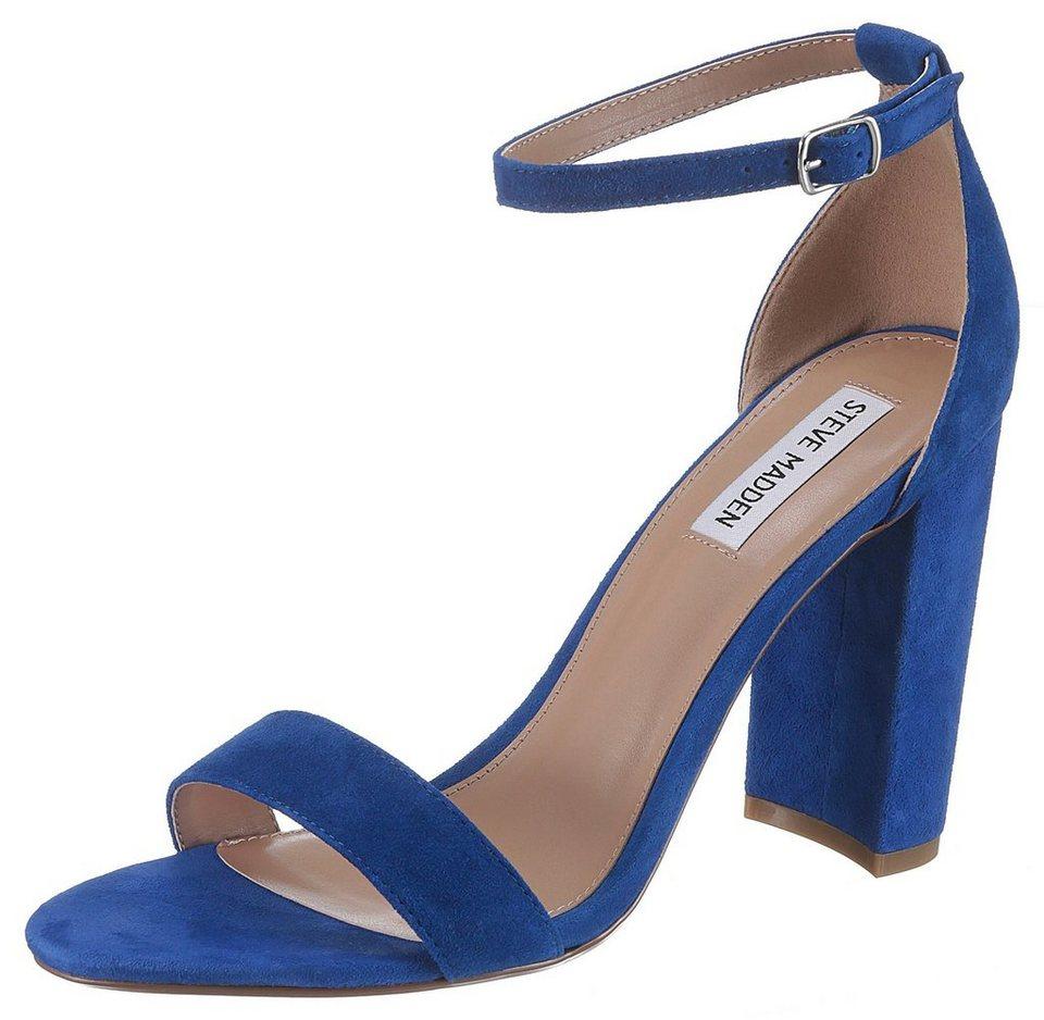 bca56ba10fa444 STEVE MADDEN High-Heel-Sandalette im femininen Design online kaufen ...