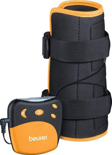BEURER TENS-Gerät »EM 28 Handgelenk/Unterarm TENS«, (3-tlg), Anwendung bei Schmerzen im Handgelenk oder Unterarm