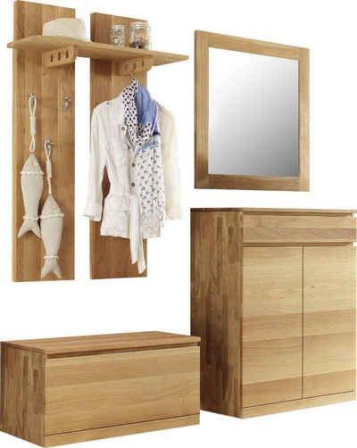 Premium collection by Home affaire Garderoben-Set »Riva«, (Set, 4-St)