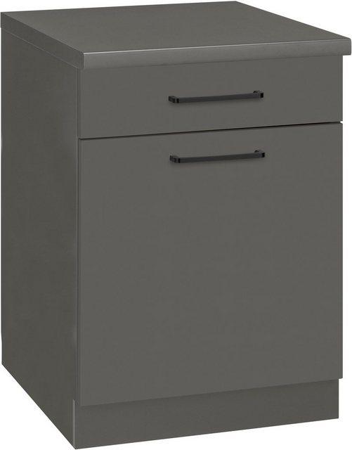 Küchenschränke - wiho Küchen Unterschrank »Esbo« 60 cm breit  - Onlineshop OTTO