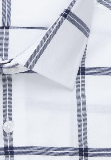 Seidensticker Karo »modern« Kentkragen Businesshemd Langarm Modern YrYzTqO