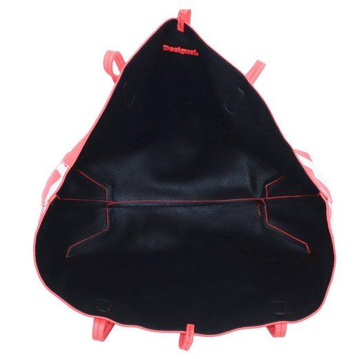 Desigual Cm Tasche Geometric Shopper Organic 42 OqXOx8w