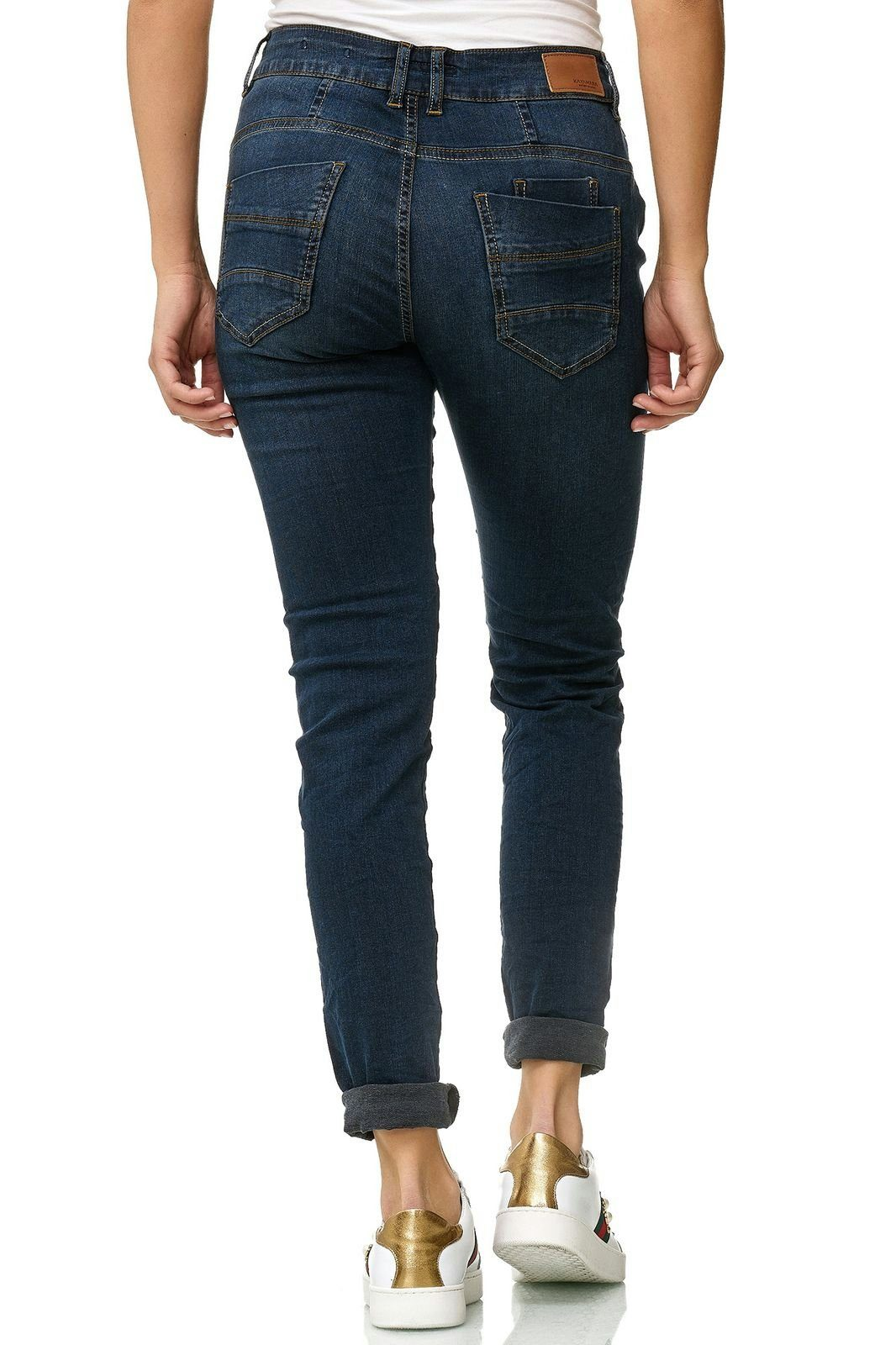 KAYAMARA Regular Fit Jeans, Stylische Jeans in Regular Fit für Damen online kaufen | OTTO