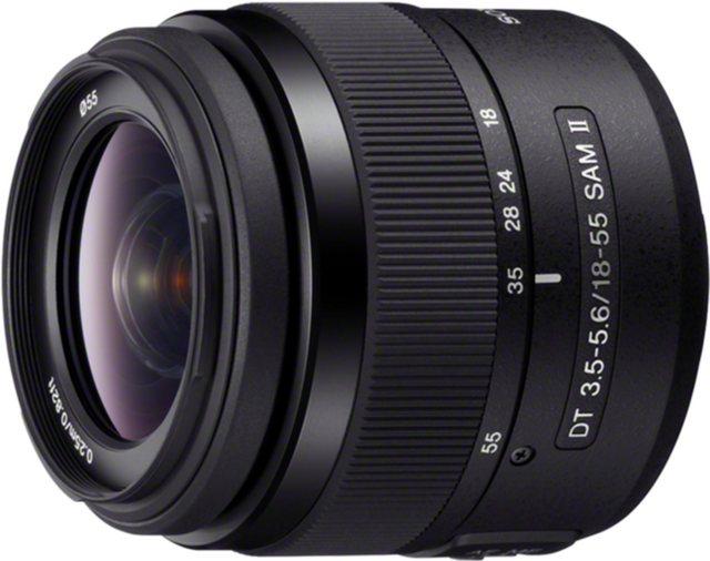 Objektive - Sony Objektiv »1855 2 A Objektiv«  - Onlineshop OTTO