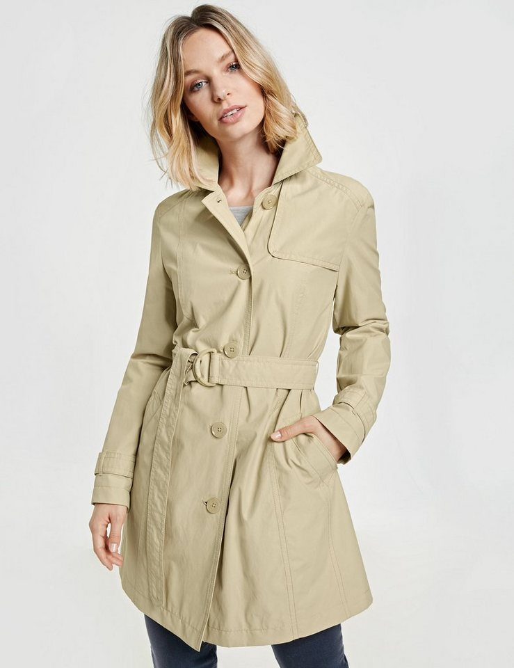 gerry weber -  Mantel nicht Wolle »Trenchcoat«