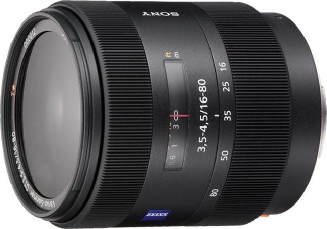 Objektive - Sony Objektiv »Zoomobjektiv 16 80 mm F3.5 4.5«  - Onlineshop OTTO