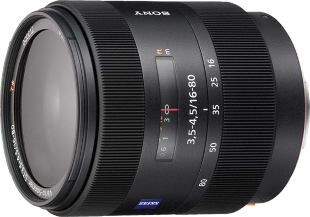 Sony Objektiv »Zoomobjektiv 16-80 mm F3.5-4.5«