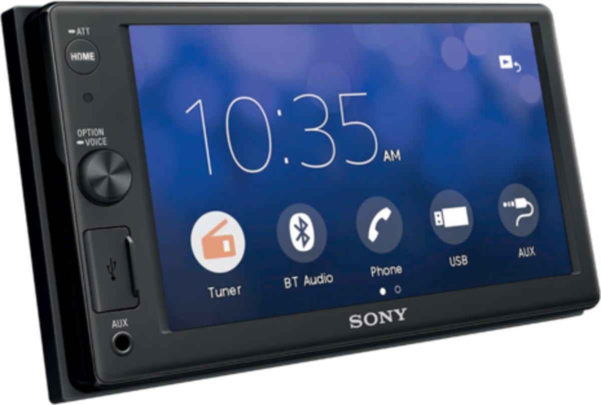 Sony Multimediasystem »2-DIN Autoradio, XAVAX1000«