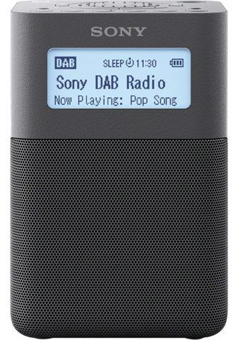 SONY Radio »DAB-Radio XDR-V20D«