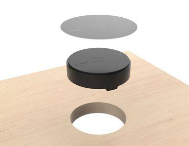 Belkin Lader »Boost Up Wireless Charging Spot - Flat/Hidden«