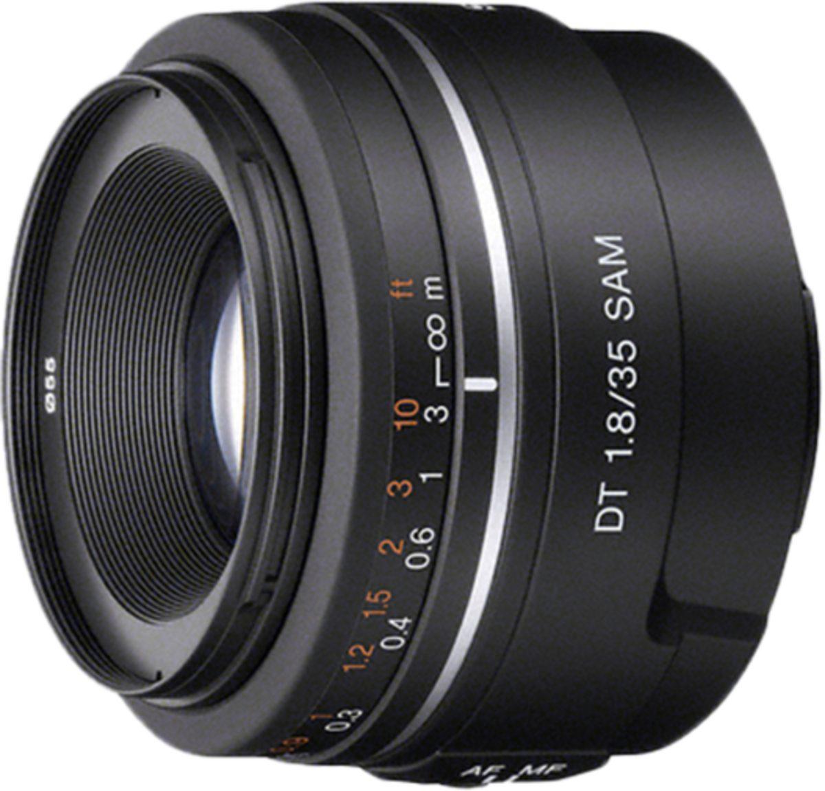 Sony Objektiv »35F18 A-Objektiv für Digitalkameras«