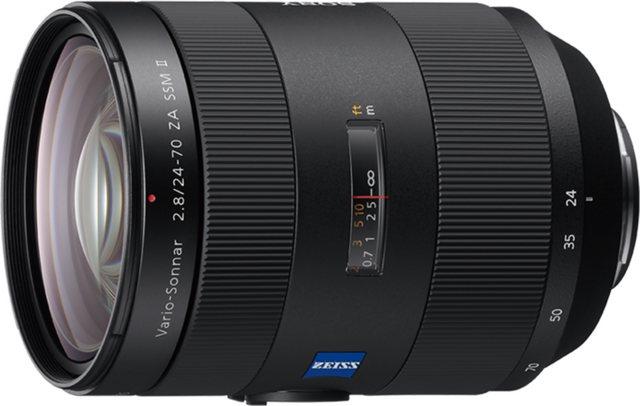 Objektive - Sony Objektiv »Vollvormat Zoomobjektiv 24 70 mm F2.8«  - Onlineshop OTTO