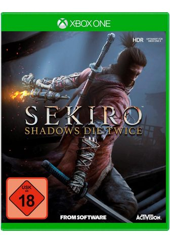 SEKIRO - Shadows Die Twice Xbox One