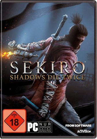 ACTIVISION SEKIRO - Shadows Die Twice PC