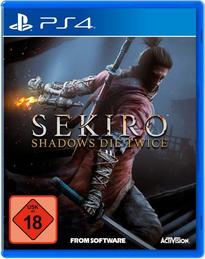 SEKIRO - Shadows Die Twice PlayStation 4