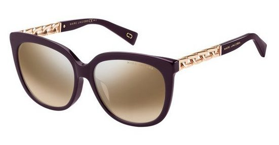 MARC JACOBS Damen Sonnenbrille »MARC 334/F/S«