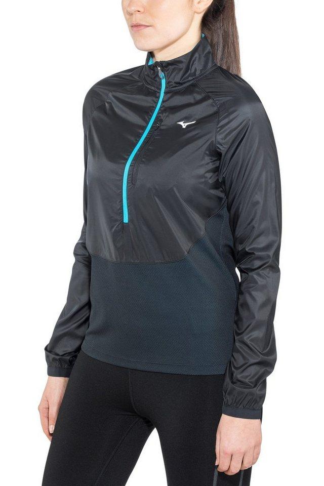 Mizuno Sweatshirt »Static BT Half-Zip Windtop Women«