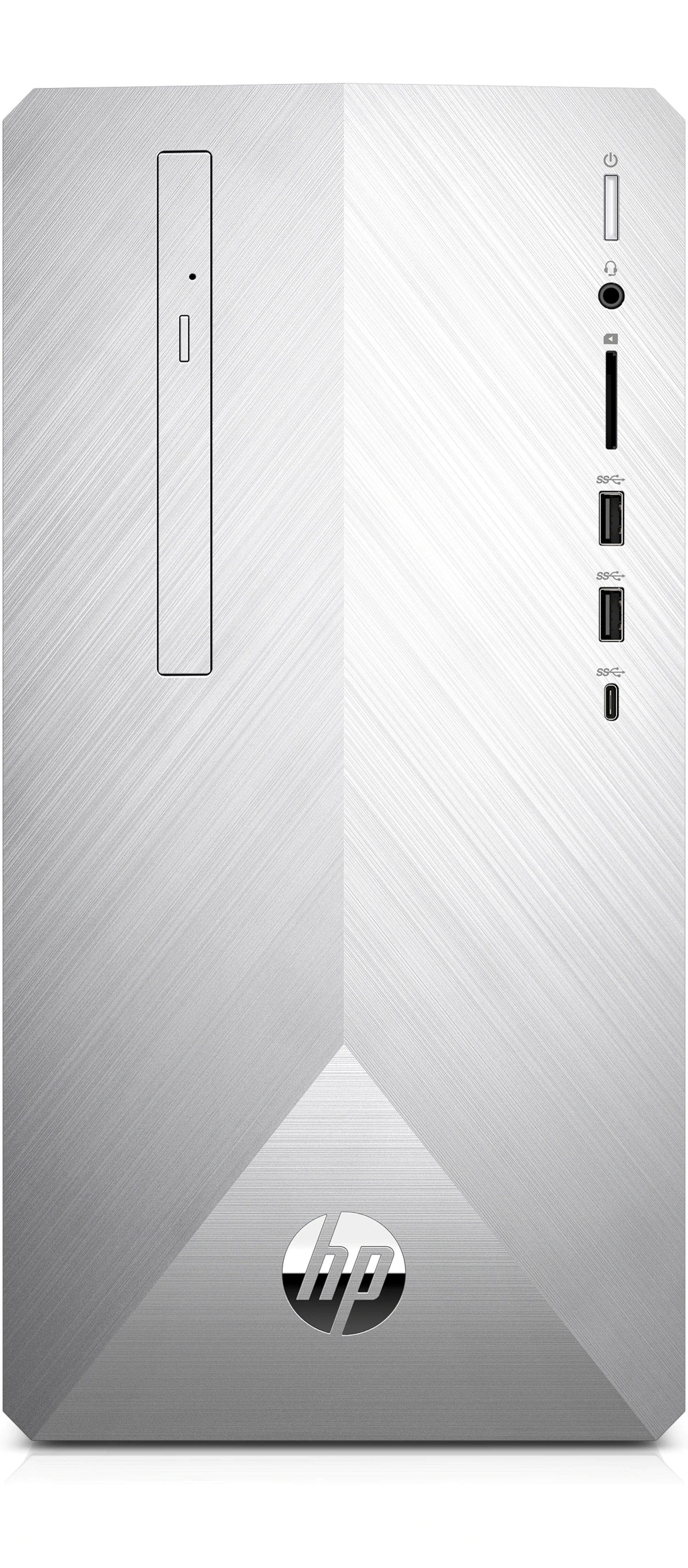 HP Pavilion 595-p0500ng Desktop PC »Intel Core i5, 1 TB + 128 GB M.2 SSD, 16 GB«