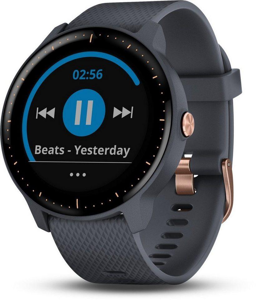 Smartwatches - Garmin Smartwatch »Vivoactive 3 Music«  - Onlineshop OTTO