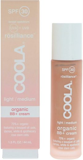 COOLA BB-Creme »Mineral Face Rosiliance Light/Medium Tint SPF30«