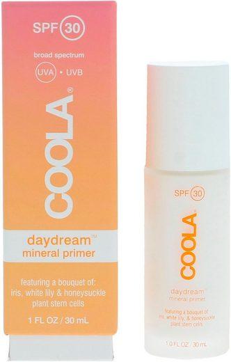 COOLA Primer »Mineral Makeup Primer SPF30 Unscented«