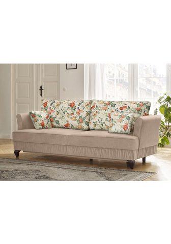 HOME AFFAIRE Sofa su miegojimo mechanizmu »Vera«
