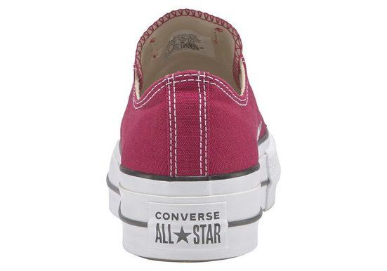 Ox« Converse All »chuck Sneaker Lift Taylor Star wRgRrqXxU