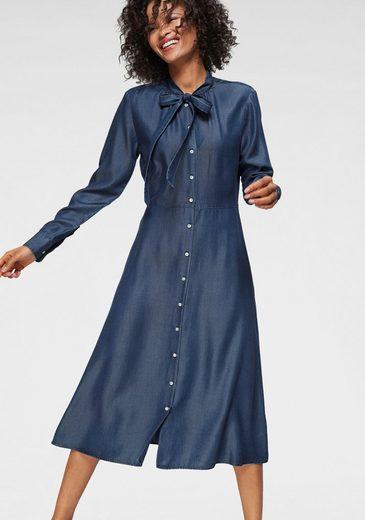 Gant Jeanskleid in angesagter Midi-Länge