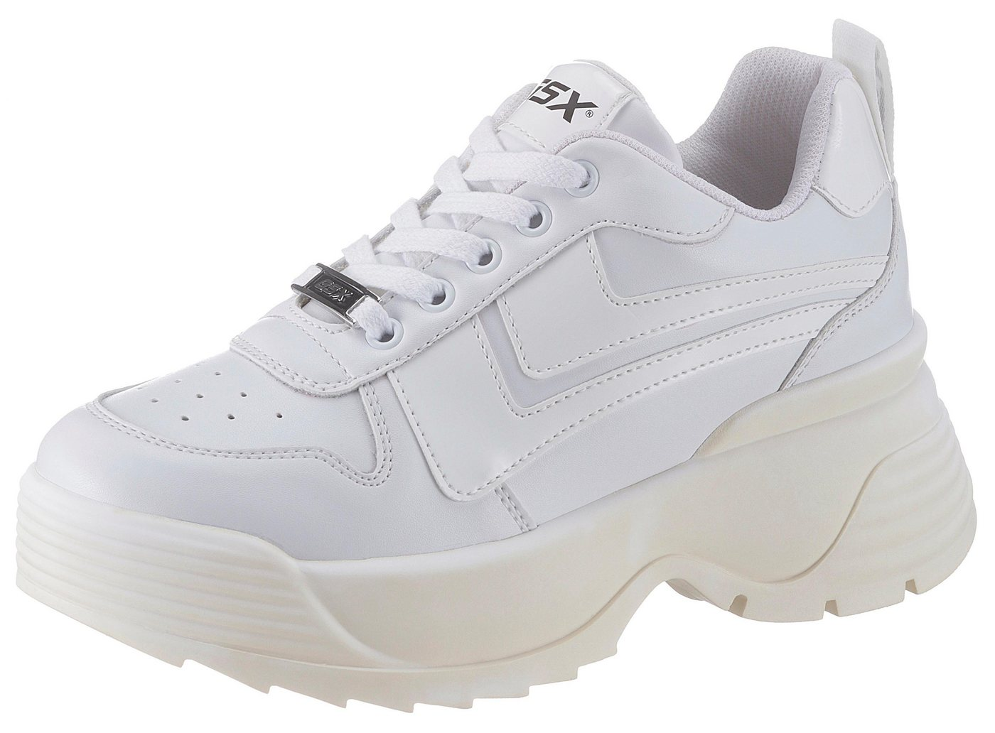 gsx -  Plateausneaker im Ugly-Style