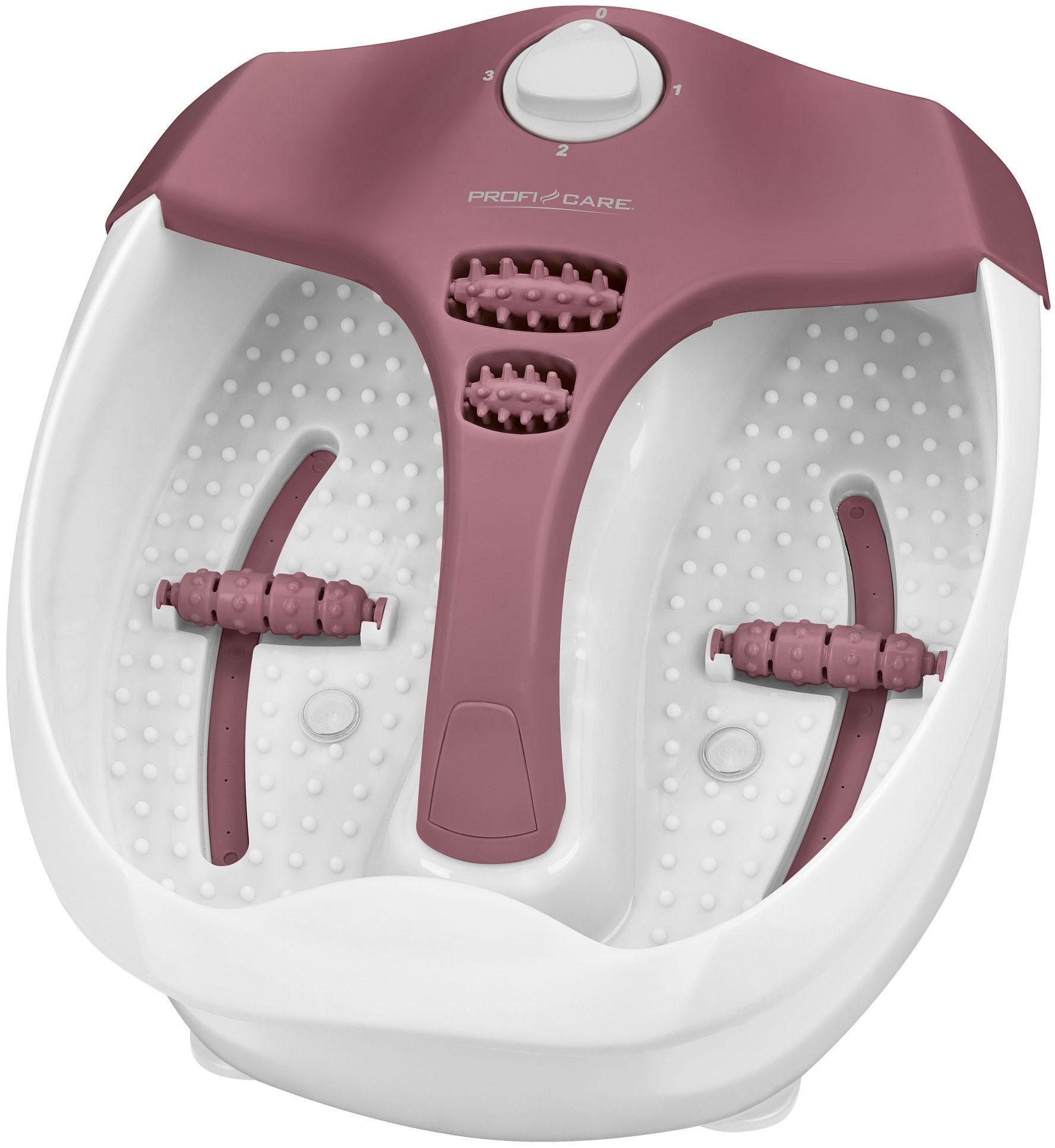 ProfiCare Fußmassagegerät PC-FM 3027, Intensiver Whirlpool-Effekt