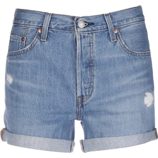 Levi's® Jeansshorts »501 Long«