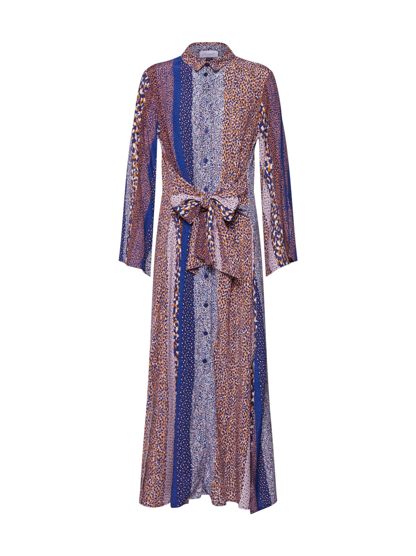 Closet Maxikleid »Closet Front Tie Shirt Dress«
