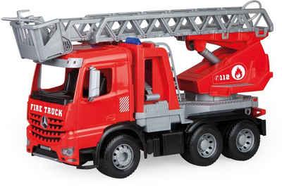Lena® Spielzeug-Feuerwehr »Worxx, Leiterfeuerwehr Mercedes Arocs«, Made in Europe