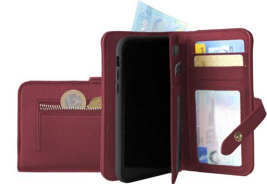 KMP Handytasche »GREEN UP Portemonnaie - Prime - iPhone XR«