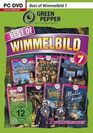 Best of Wimmelbild Vol. 7 PC, Software Pyramide