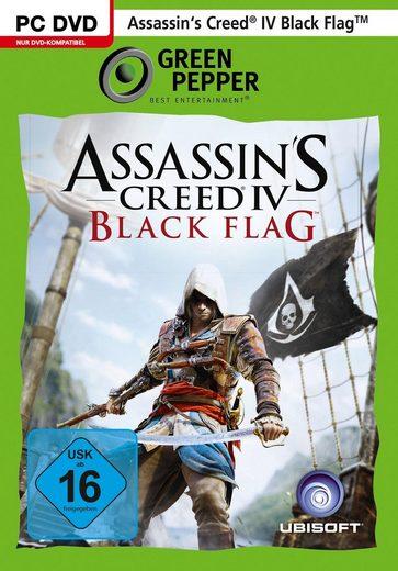 Assassin´s Creed IV Black Flag PC, Software Pyramide