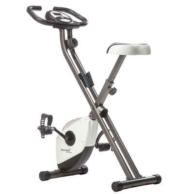 Skandika Fitnessbike »Foldaway X-1000 (wei)«