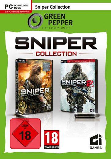 Sniper Collection PC, Software Pyramide