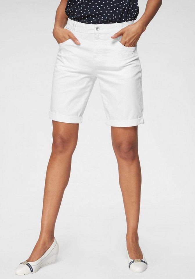 bd5cb9ad3169a0 s.Oliver Bermudas mit krempelbarem Bein kaufen | OTTO