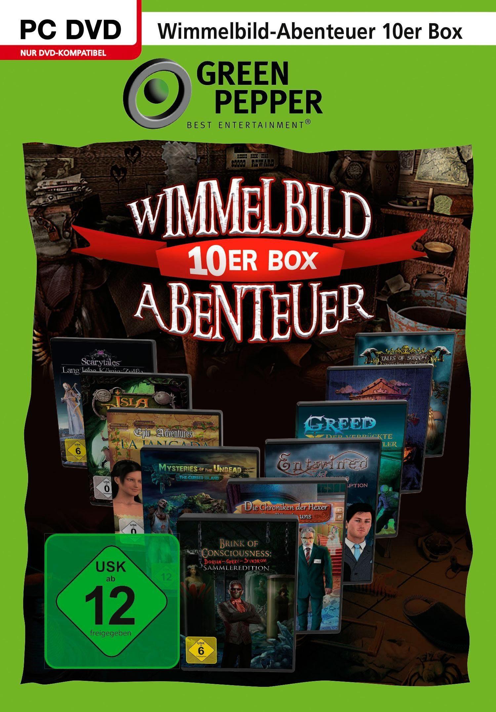 Wimmelbild-Abenteuer 10er Box PC, Software Pyramide