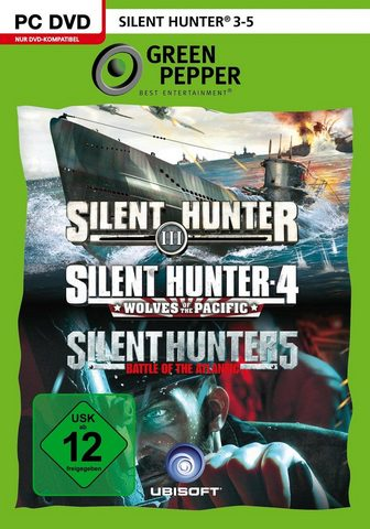 UBISOFT Silent Hunter 3-5 PC